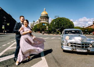 Свадьба в Санкт-Петербурге Дмитрия и Ольги / 2019