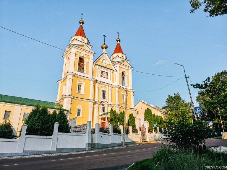 Свято-Михайловский собор Мозырь