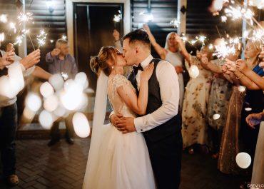 Нежные и чувственные Артем и Алина / Свадьба в Мозыре 2020